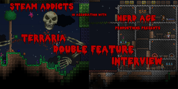 Terraria double feature red