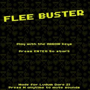 Ludum Dare Flee Buster