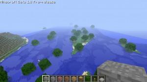 Minecraft 1.8 beta pre-release flight