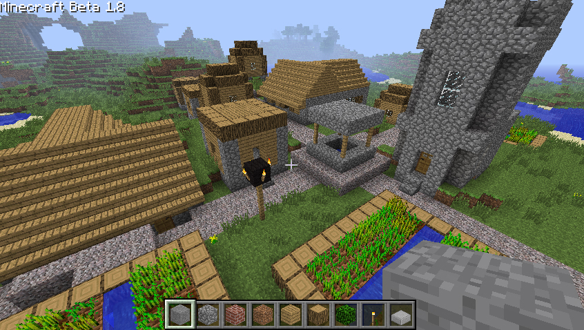 Going to give you a bulleted list for easy searching on minecraft 1 8