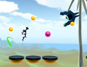 Project Stormos early level