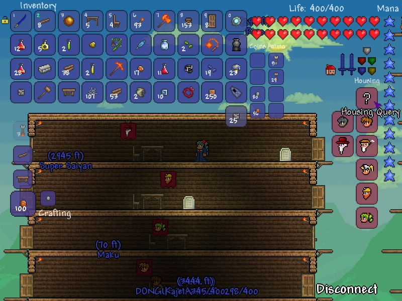 Terraria 1 1 basic guide - New Items, NPCs, and everything