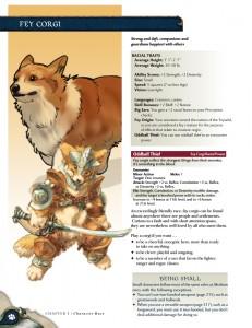 Dungeons and Dragons restart fourth edition corgi