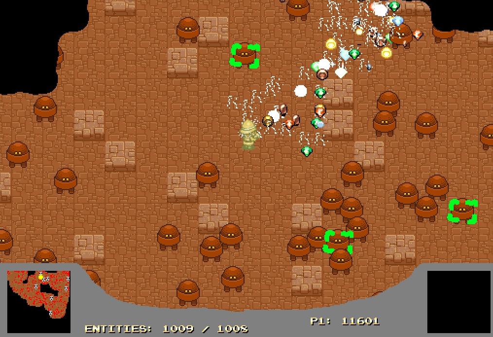 Mojang Game Build 2