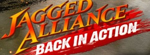 Jagged Alliance Back in Action logo