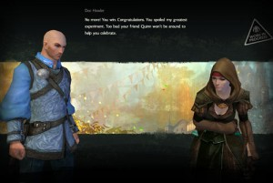 Guild Wars 2 Preview Humans