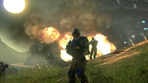 PlanetSide 2 More Gameplay