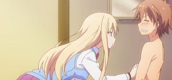 Sakurasou no Pet na Kanojo Mashiro and Sorata