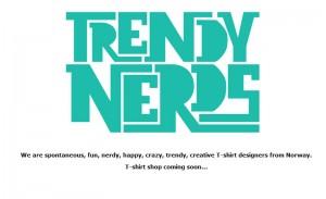 Trendy Nerd Shirts
