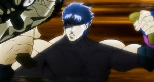 Jojo's Bizarre Adventure Episode 7 Manly Jonathan