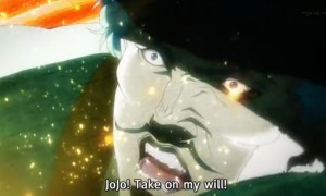 Jojo's Bizarre Adventure Episode 7 Zeppeli Take on my Will