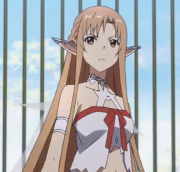 Sword Art Online episode 20 Free Asuna