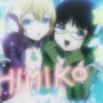 Btooom! Himiko cosplay