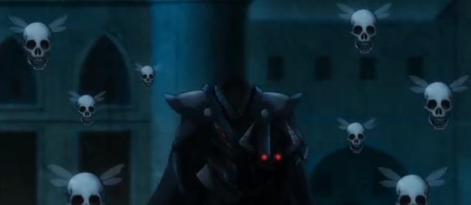 Maoyuu Maou Yuusha episode 6 dead knight