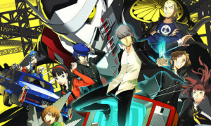 Persona 4 Golden Character Lineup