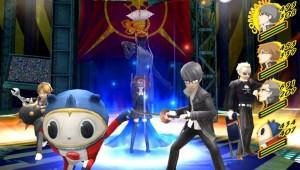 Persona 4 Golden Combat