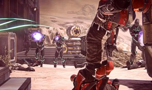 PlanetSide 2 VS fighting TR