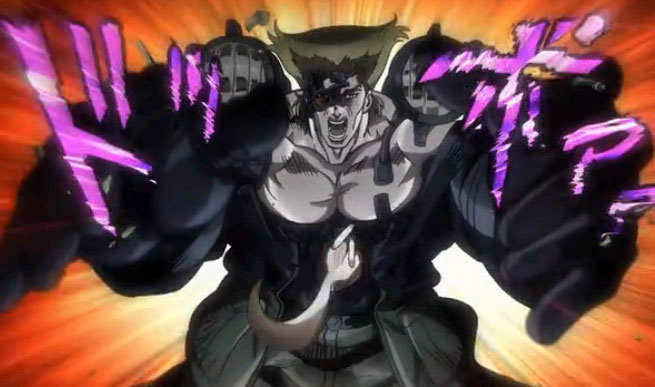 [SYNCH.T] CND 0-2 RfaBA (Ganador: REQUIEM FOR A BIZARRE ADVENTURE) Jojos-Bizarre-Adventure-Episode-25-Squirrel-vs-Stroheim