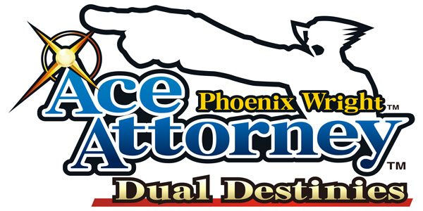 Phoenix Wright Ace Attorney Dual Destinies Featured Logo