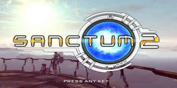 Sanctum 2 Review Featured Logo