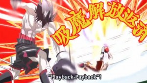 Blood Lad Payback