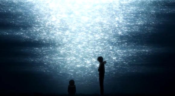 Noragami riverbank sadness