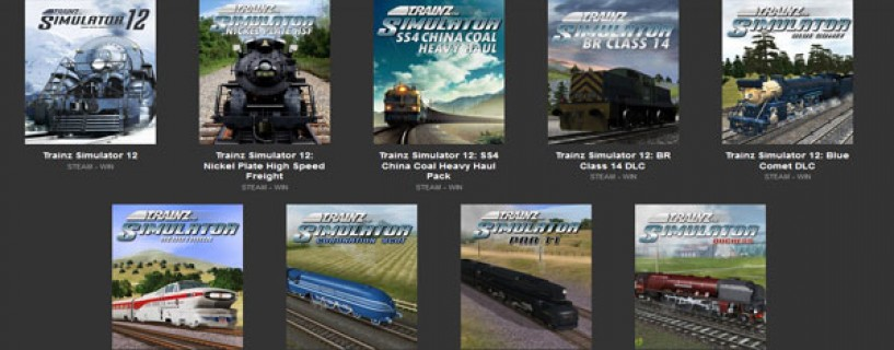Trainz Bundle Announced - I Like Trainz - Nerd AgeNerd Age