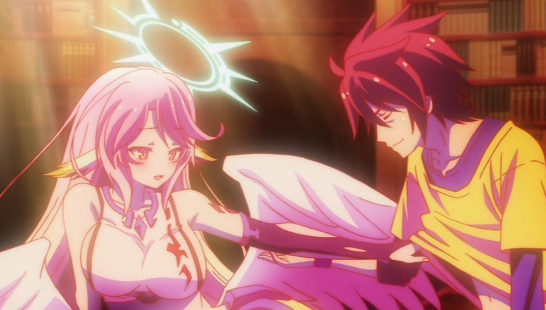 No Game No Life episode 6 disappointed