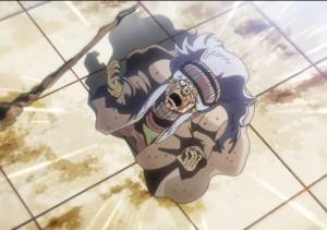 Jojo's Bizarre Adventure Episode 38 Enyaba Raging