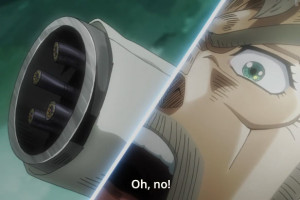 Jojo's Bizarre Adventure Episode 38 Review Oh Nooooo!
