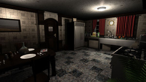 Kidnapped Kitchen