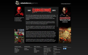 Stainless Carmageddon Page