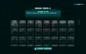 ARK: Survival Evolved Crafting Engrams