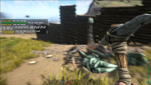 ARK Survival Evolved Motion Blur and Scorpion