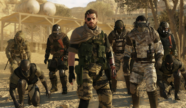 Metal Gear Solid Online Multiplayer