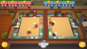 Overcooked Versus Mode