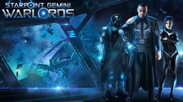 Starpoint Gemini Warlords Intro