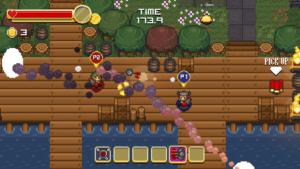 Super Treasure Arena Heated Combat