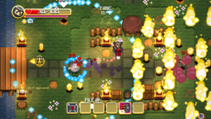 Super Treasure Arena Super Attacks